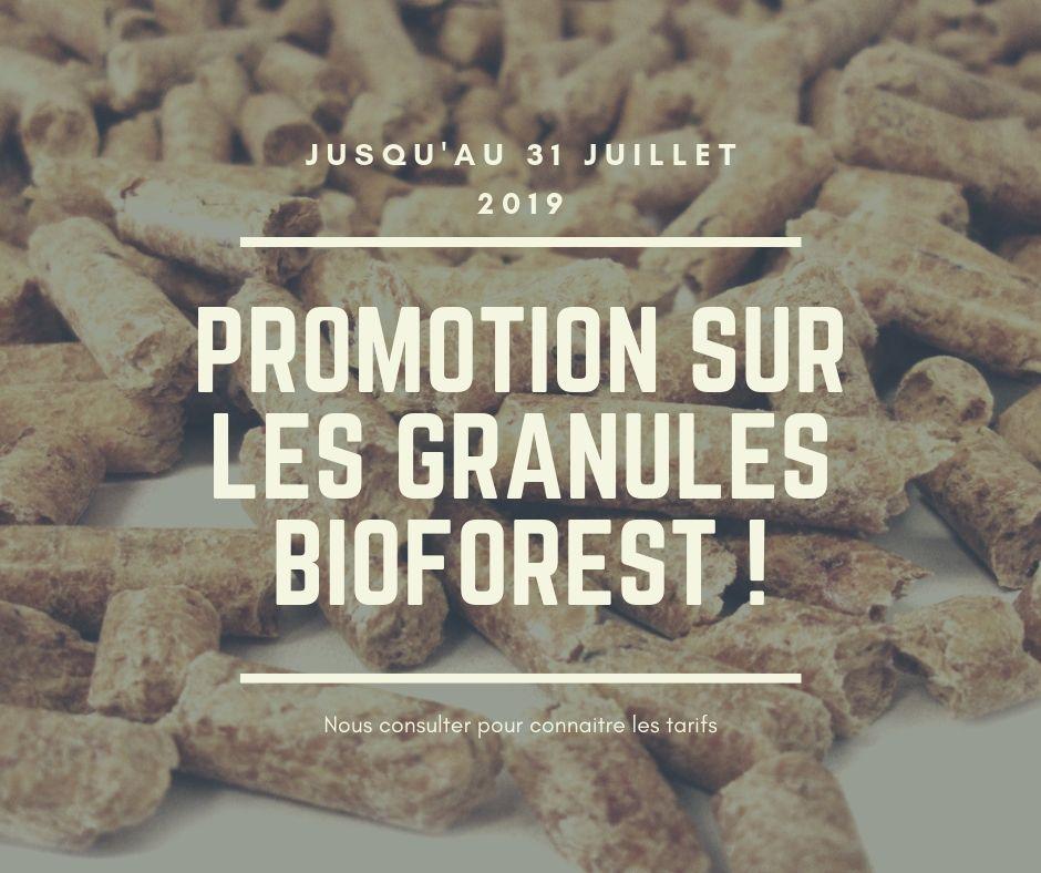 Promo bioforest - confort chaleur eco  landes